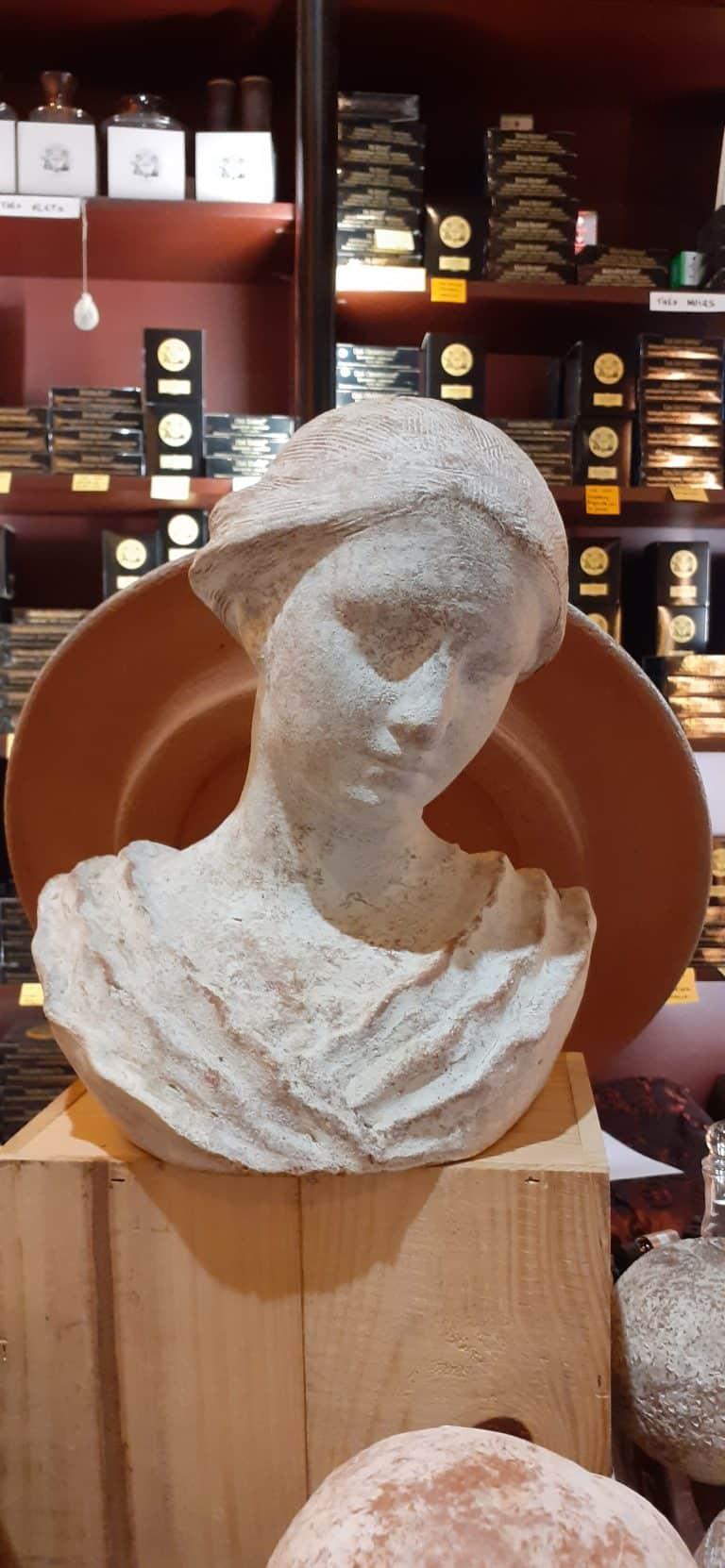 poterie ampholia buste giuletta